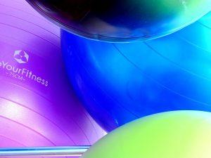 כדור פיזיו בהריון