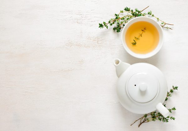 קינוחים לילדים עם תה ירוק